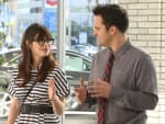 The Sexist Salesman - New Girl