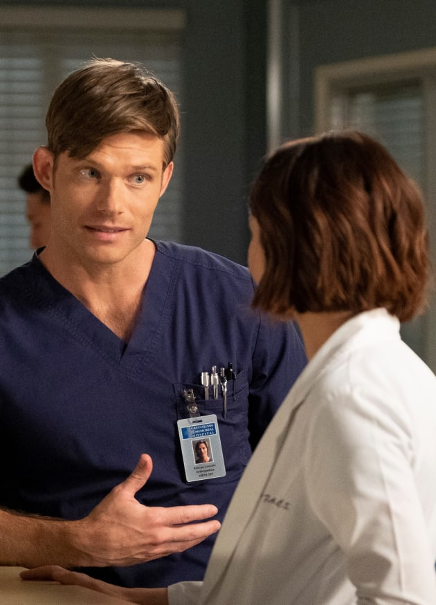 Possibility - Tall - Grey's Anatomy Season 15 Episode 25
