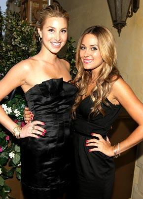 Whitney Port and Lauren Conrad Picture