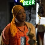 Lafayette on Season 6