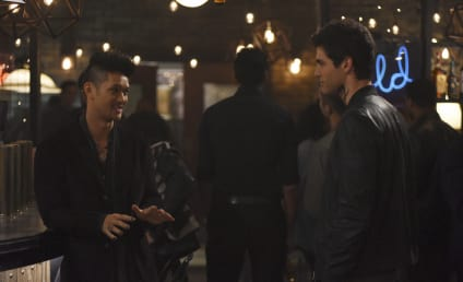 Shadowhunters Photo Preview: Date Night!
