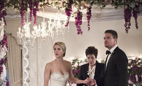Misplaced Arrow Season 4 Episode 16