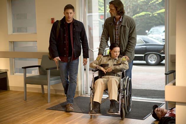 Incoming - Supernatural Season 11 Episode 1