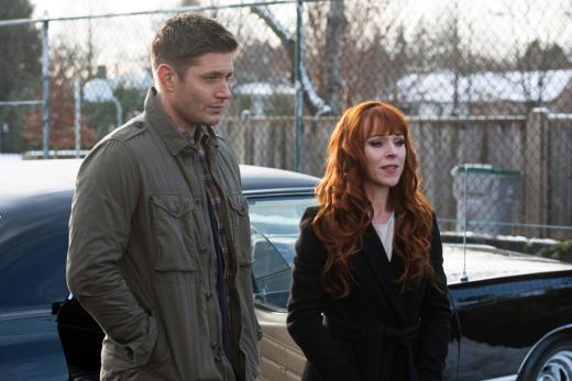 Rowena makes a statement - Supernatural Season 12 Episode 13