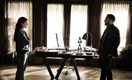 Rachel talks to Dr. Simon - UnREAL Season 3 Episode 8