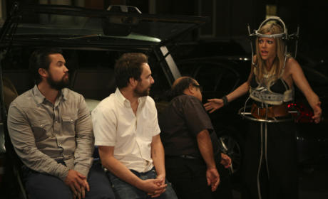 It's Always Sunny Finale Pic