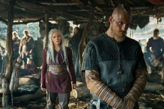 Back Turned - Vikings Season 5 Episode 11