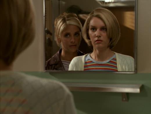 Bruise - Buffy the Vampire Slayer Season 3 Episode 4