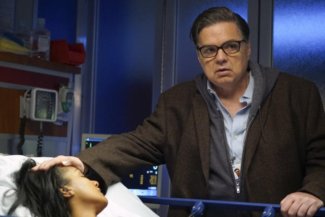 A new treatment chicago med
