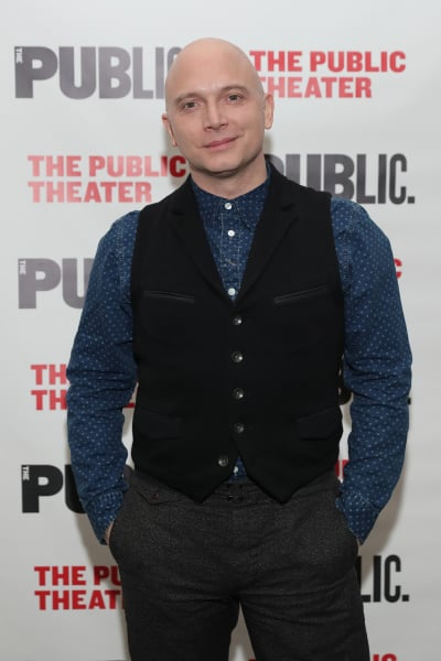 Michael Cerveris Attends Opening Night