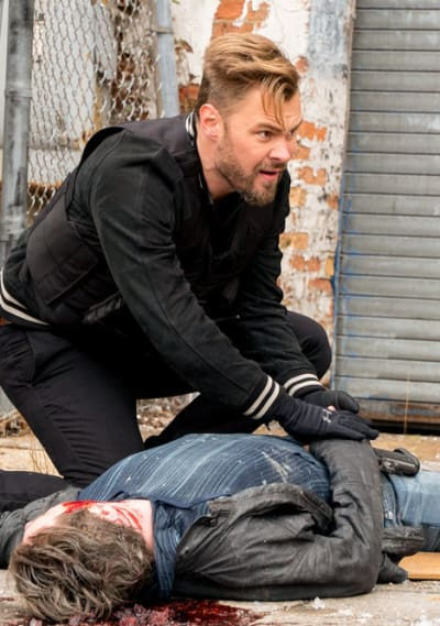 Officer Related Incident - Chicago PD Season 6 Episode 10