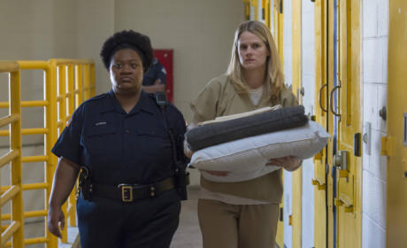 Who would Ava befriend on Orange is the New Black?