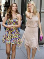 Leighton Meester and ...