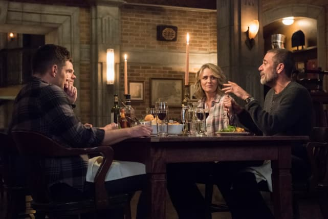 A Family Dinner - Supernatural Season 14 Episode 13