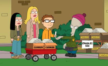 American Dad: Watch Season 10 Episode 15 Online