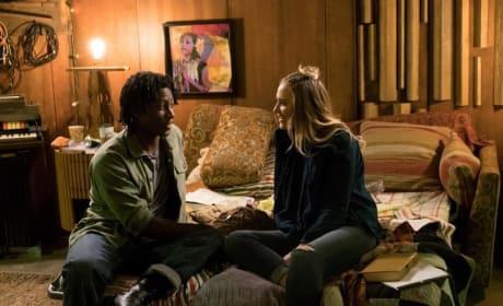 Maddie and Clay grow closer - Nashville Season 5 Episode 7