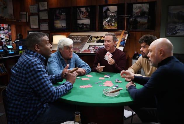 Poker Game - Last Man Standing