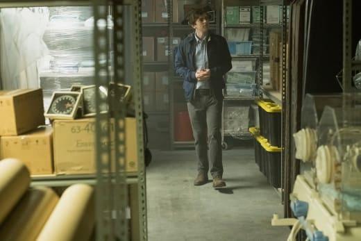 Shaun searches - The Good Doctor Season 1 Episode 10