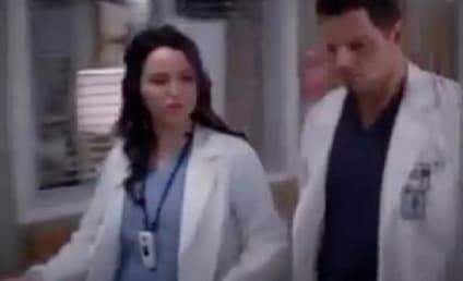 Grey's Anatomy Sneak Peeks: Crossing That Bridge