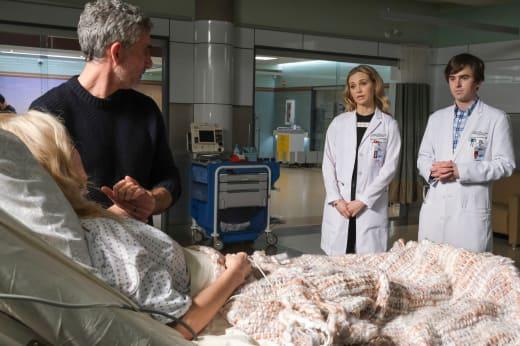 A Serious Disagreement - The Good Doctor Season 4 Episode 11
