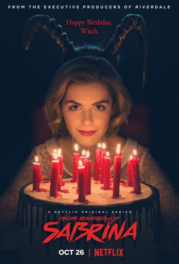 Chilling Adventures of Sabrina Poster Two