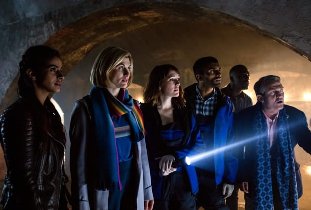 Team T.A.R.D.I.S. - Doctor Who Season 11 Episode 11