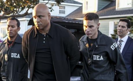 Arrested - NCIS: Los Angeles Season 8 Episode 13