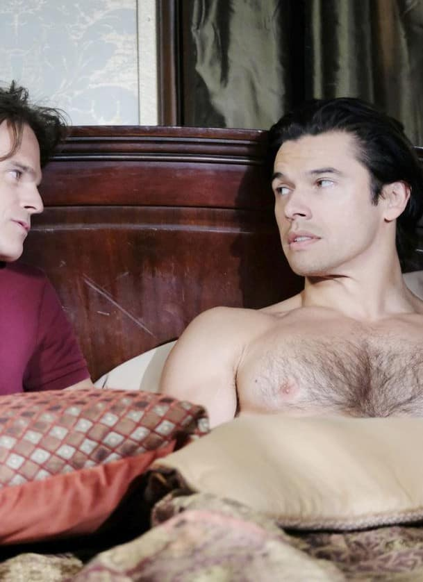Xander and Leo - Days of Our Lives