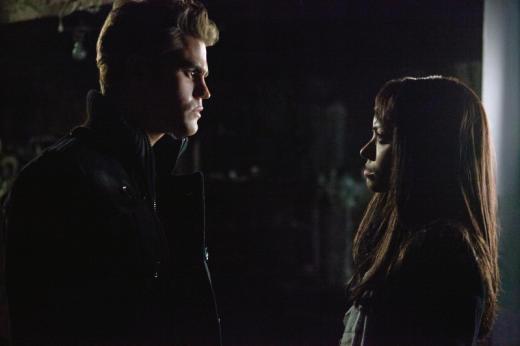 Stefan vs. Bonnie