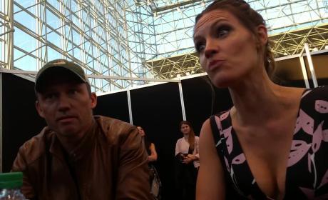 Shut Eye Stars Jeffrey Donovan and KaDee Strickland on Sharing Creative Magic