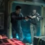 Holden and Amos - The Expanse Season 2 Episode 9