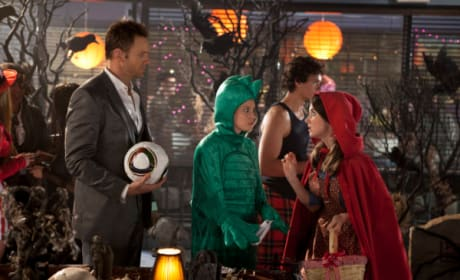 Greendale Costume Party