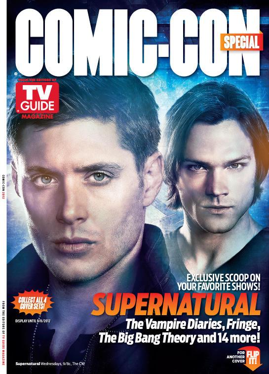 Supernatural Comic-Con Issue