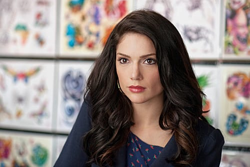 Janet Montgomery in Made in Jersey