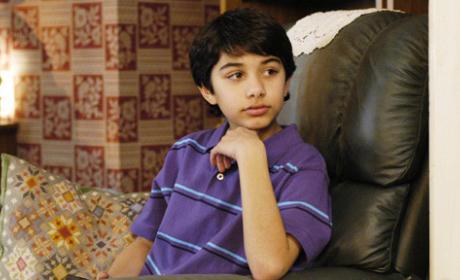 Betty's Nephew Justin