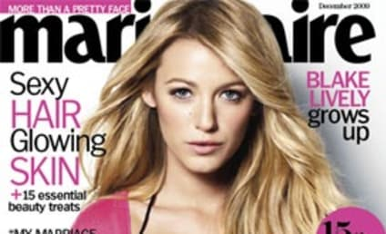 Blake Lively Featured in Marie Claire