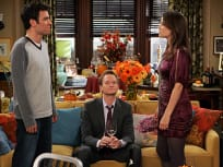 Barney, Ted and Robin