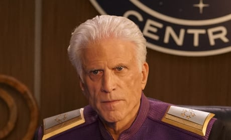 Admiral Perry - The Orville Season 2 Episode 10