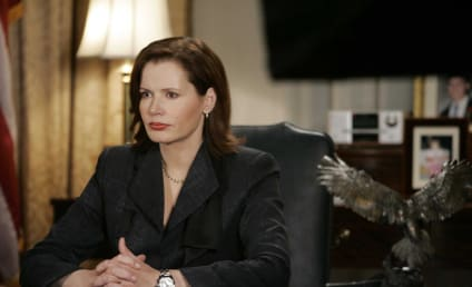 Geena Davis to Perform Surgery on Grey's Anatomy Season 11
