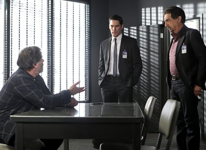 Watch Criminal Minds Season 8 Episode 14 Online