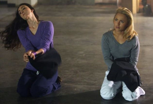 Gretchen and Claire - TV Fanatic