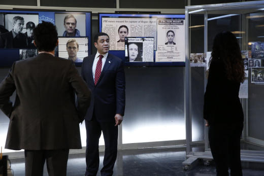 Harold leads the team - The Blacklist Season 4 Episode 20