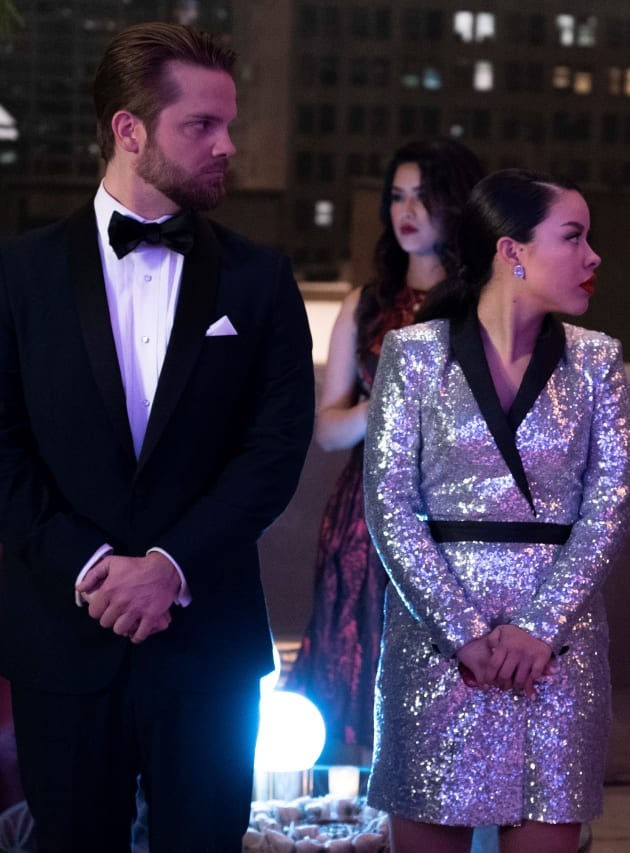 Impressing the Boss - Tall  - Good Trouble Season 2 Episode 3