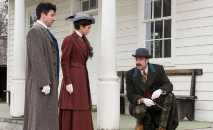 Houdini & Doyle Season 1 Episode 10 Review: The Pall of LaPier