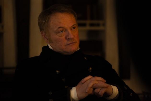 Francis in Contemplation - The Terror Season 1 Episode 4
