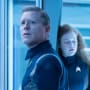 Stamets Worries Over Tilly - Star Trek: Discovery Season 2 Episode 4