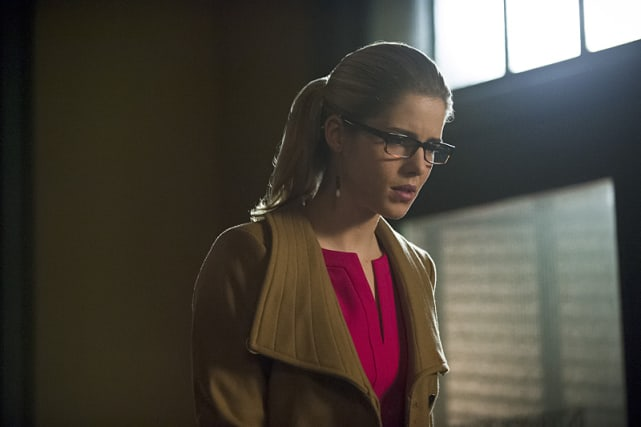 """""""I don't even have a regular plan."""" Arrow"""