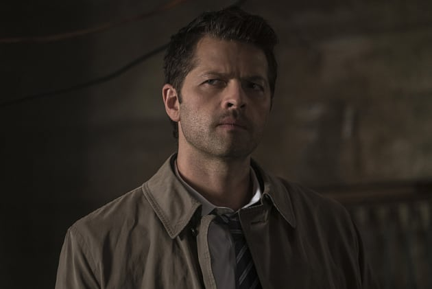 Castiel isn't too sure - Supernatural Season 12 Episode 2