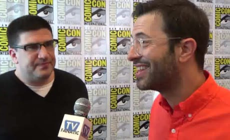 Adam Horowitz and Edward Kitsis Preview Once Upon a Time Season 5