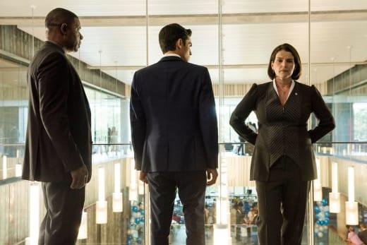 Ben, Julian and Elizabeth Meet - Incorporated Season 1 Episode 7